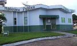 Alto Garças - Alto Garças-MT-Biblioteca Pública-Foto:João Carlos vicente Ferreira