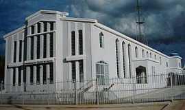 Alto Garças - Alto Garças-MT-Igreja da Congregação Cristã-Foto:xiglute.comcongregacaocrista.