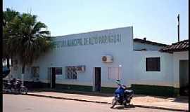 Alto Paraguai - Alto Paraguai-MT-Prefeitura Municipal-Foto:gelsojunior