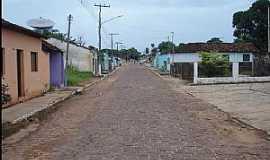 Alto Paraguai - Alto Paraguai-MT-Rua 7 de Setembro-Foto:gelsojunior