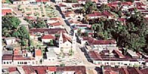 Vista do centro da cidade-Foto:lucas pond�