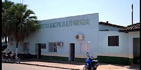 Alto Paraguai-MT-Prefeitura Municipal-Foto:gelsojunior