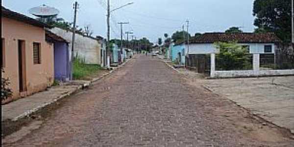 Alto Paraguai-MT-Rua 7 de Setembro-Foto:gelsojunior