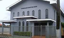 Alto Taquari - Igreja da Congregação Cristã do Brasil-Foto:Jose Carlos Quiletti