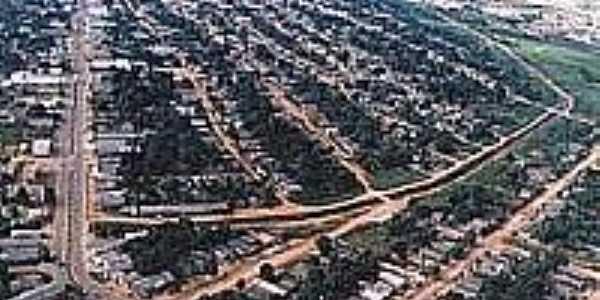 Vista aérea de Analândia do Norte-Foto:pousadas-hoteis.