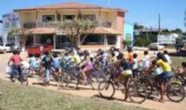 Apiac�s - passeio de ciclismo julho de 2009, Por Celina Zufino da silva