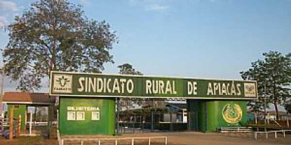 Sindicato Rural de Apiacás-MT -  por Valdenir Santana
