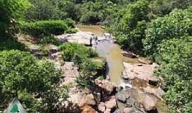 Araguaiana - Araguaiana-MT-Riacho na região-Foto:Walmor Barros