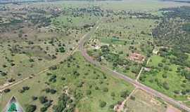 Araguaiana - Araguaiana-MT-Vista aérea da região-Foto:Walmor Barros