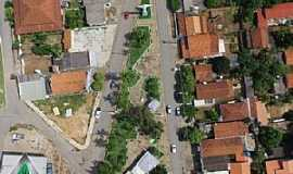Araguaiana - Araguaiana-MT-Vista aérea do centro-Foto:Walmor Barros