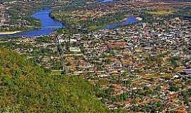 Araguaiana - Araguaiana-MT--Vista aérea-Foto:conhecendomt.