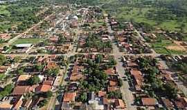 Araguaiana - Araguaiana-MT-Vista aérea-Foto:Walmor Barros