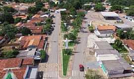 Araguaiana - Araguaiana-MT-Vista do centro da cidade-Foto:Walmor Barros