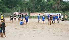 Araguainha - Futebol de Areia-Foto:Renato Rezende da Si…