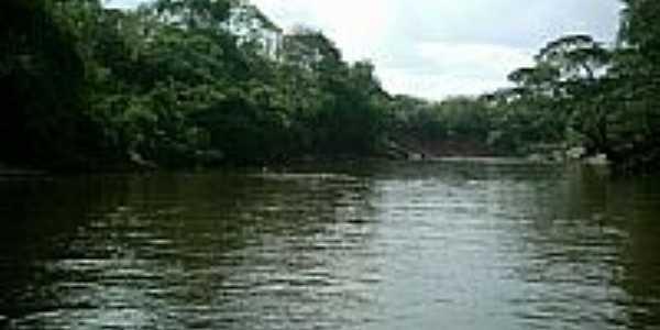 Rio Araguainha-Foto:Lucas da Silva Morei…