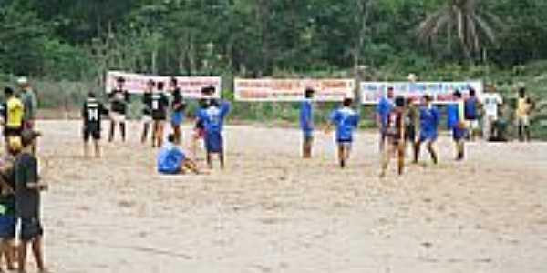 Futebol de Areia-Foto:Renato Rezende da Si…