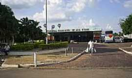 Araputanga - Araputanga-MT-Terminal Rodoviário