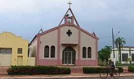 Arenápolis - Igreja Matriz de Arenápolis - MT