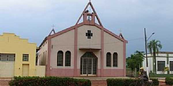 Igreja Matriz de Arenápolis - MT