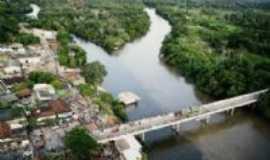 Barra do Bugres - encontro das águas, Por Ricardo