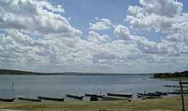 Belo Monte - Belo Monte-AL-Canoas no Rio São Francisco-Foto:Sergio Falcetti