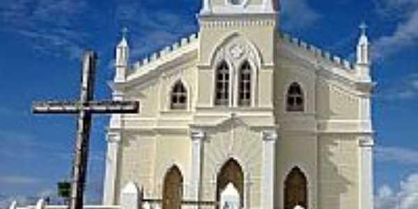 Igreja Matriz de Bonfim da Feira-BA-Foto:Flavio Cipriano