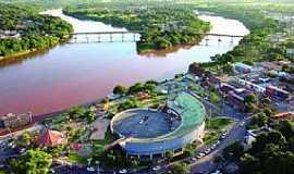 Barra do Garças - Imagens da cidade de Barra do Garças - MT Porto do Baé