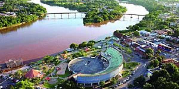 Imagens da cidade de Barra do Garças - MT Porto do Baé