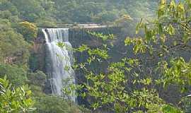 Batovi - Batovi-MT-Cachoeira da Fumaça-Foto:Rogério Salles