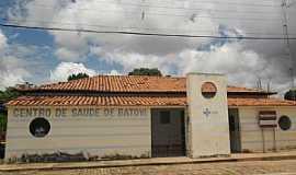 Batovi - Batovi-MT-Centro de Saúde-Foto:ELIANA LEITE