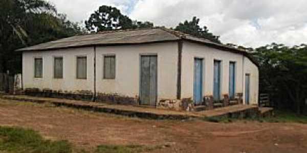 Batovi-MT-Casarão antigo-Foto:ELIANA LEITE