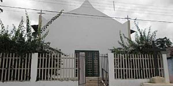 Batovi-MT-Igreja em Batovi-Foto:ELIANA LEITE