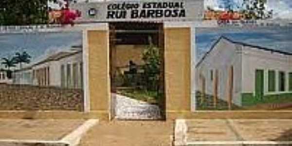 Colégio Estadual Rui Barbosa-Foto:flog.clickgratis.