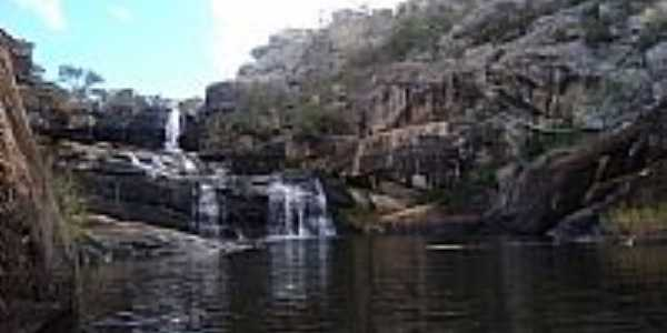 Lago da Cachoeira dos Índios-Foto:Herbert Públio Morai…