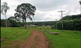 Buriti - Buriti-MT-Entrada do Colégio Evangélico-Foto:Nélio Oliveira
