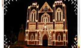 C�ceres - Catedral (�poca de natal), Por Cleidiane