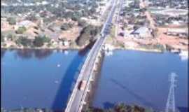 Cáceres - Entrada de Cáceres (ponte), Por Cleidiane