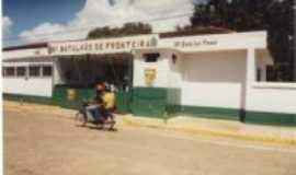 Cáceres - o Batalhão da Fronteira situado na Cidade de Caceres, Por Ir. Casimiro Kuypers