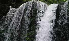 Campinápolis - Cachoeira em Campinápolis-Foto:nilma gonçalves