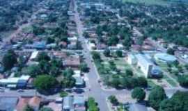 Campinápolis - Vista panorâmica da cidade de CAMPINÁPOLIS-MT, Por Noélia Maria de Andrade