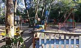 Campo Novo do Parecis - Araras Azuis no Balneário Rio Verde em Campo Novo do Parecis-MT-Foto:Fernando Henrique Za…