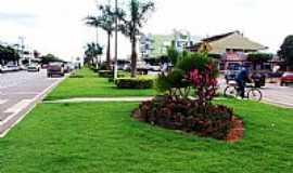 Campo Verde - Campo Verde-MT-Avenida Mato Grosso-Foto:@Brasilith