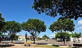 Campo Verde - Campo Verde-MT-Pra�a da Saudade-Foto:@Rai Reis