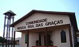 Campos de Júlio - Igreja Matriz de N.S. das Graças foto Vicente A. Queiroz