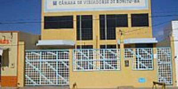 Câmara de Vereadores em Bonito-BA-Foto:Danilo Primo