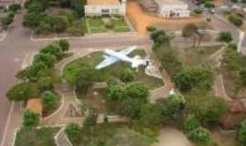 Canarana - praça do avião , Por Franciane