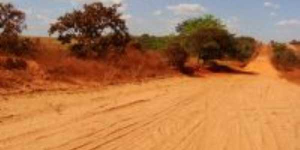 Estrada entre Canarana e rio akoluene, Por sergio