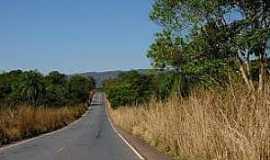 Capão Verde - Capão Verde-MT-Rodovia MT-246-Foto:pt.maparabic.com