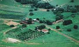 Capão Verde - Capão Verde-MT-Vista aérea da cidade e região-Foto:pt.maparabic.com