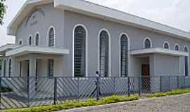 Caramujo - Igreja da Congrega��o Crist� do Brasil em Caramujo-Foto:congrega��o Crist�.NET
